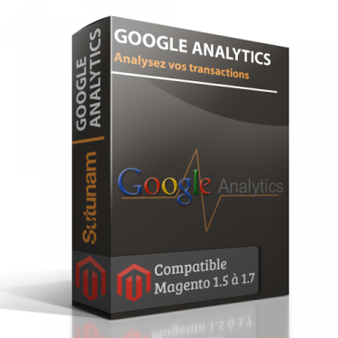 Advanced Google Analytics for Magento