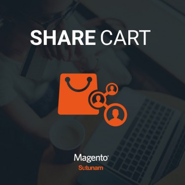 Share cart extension for Magento