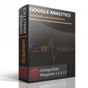 Advanced Google Analytics for Magento