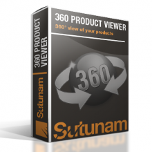 360° Product Viewer Rotation for Magento