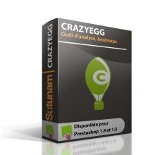 CrazyEgg - A PrestaShop Module