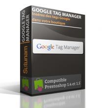 Google Tag Manager - Prestashop