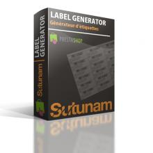 Labels Generator